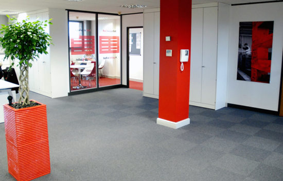Maint office Carpets Tiles by carpetsdubai.ae