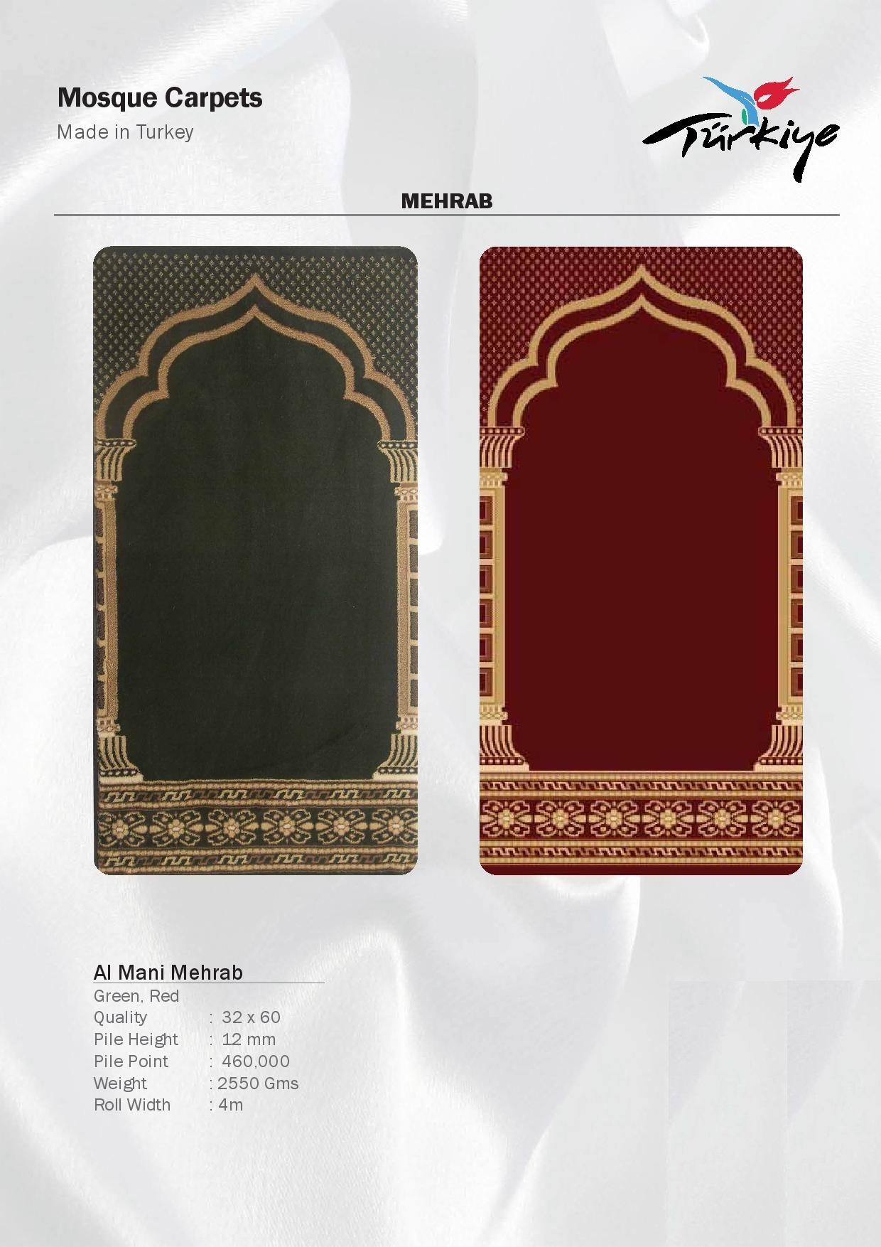 Mosque Carpet Collection Offered By Carpets Dubai.ae ...