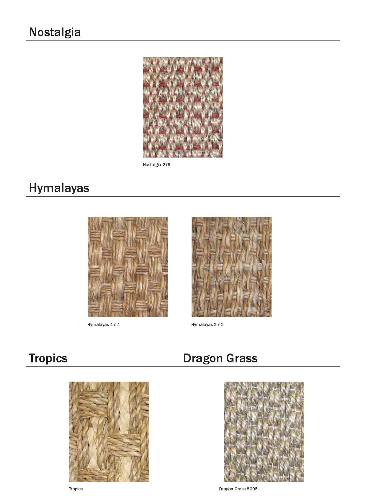 Sisal Carpet-