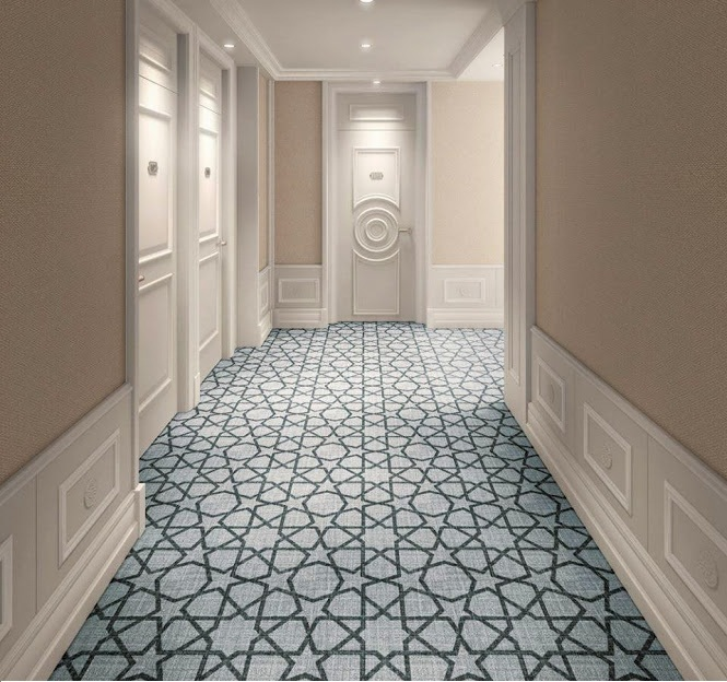 Dubai Office Capet Tiles