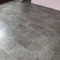 new installation of vinyl flooring in dubai by carpets dubai